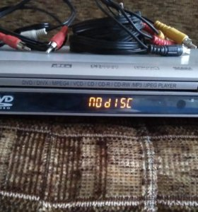 DVD player sitronics DV-4301