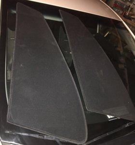 Передние шторки Chevrolet Cruze