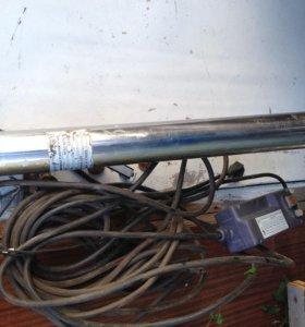 Погружной скважинный насос модели ASP1.5C-75-75