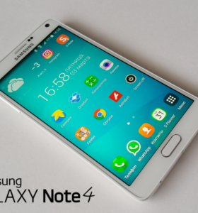 Samsung Galaxy Note 4 sm-n910c в идеале