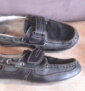 Кроссовки, макасины ботинки р.28, 29