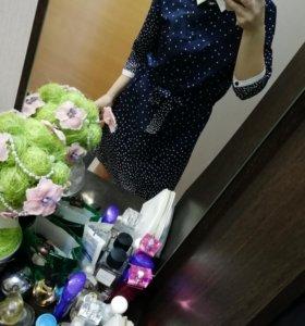 Платье легкое новое!!