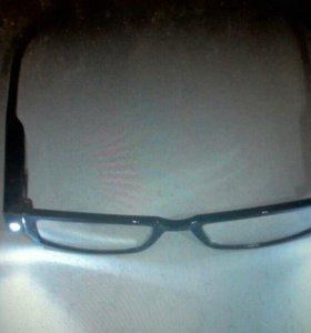 Очки для чтения с подсветкой +4D новые!