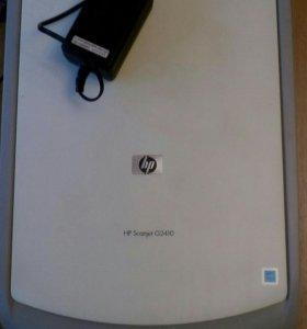 Планшеный сканер HP ScanJet G2410