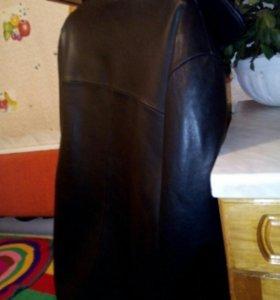 мужская двухсторонняя куртка (натуральная)