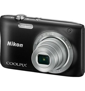 Фотоаппарат Nicon coolpix s3300