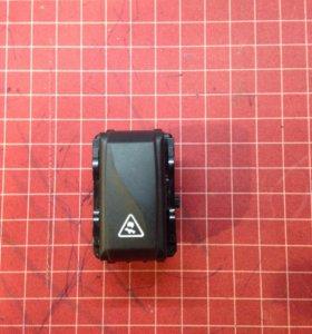 Кнопка откл. ESP Renault