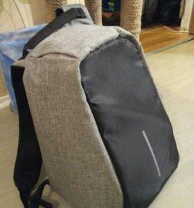 Антивандальный рюкзак