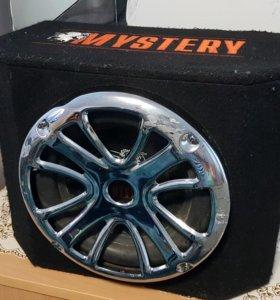 Сабвуфер Mystery MBB-302A (с встроенным усилителем