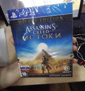 Assassins Creed Истоки для PS4 Playstation 4
