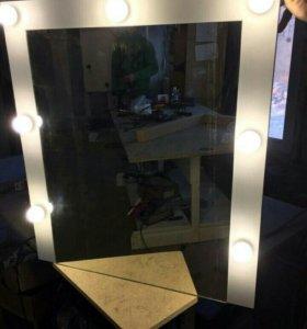 Зеркало для макияжа!