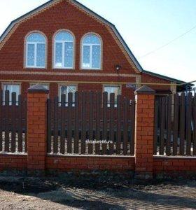 Евроштакетник от проиводителя в Новохопёрске