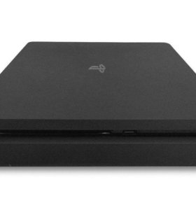 Sony ps4 slim с играми