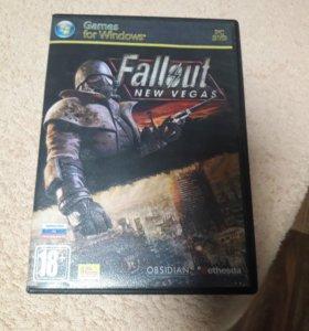 диск для pc fallout New Vegas