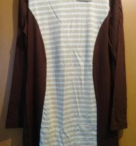 Новое платье- туника