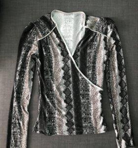 Эластичная блузка