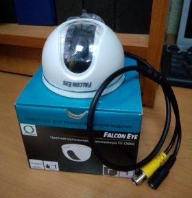 Цветная купольная видеокамера FE-D80C