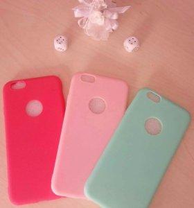 Оптом Чехлы на телефон IPhone 5, 5s, 6, 6s оптом