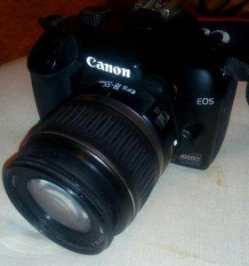 Canon 1000 d kit