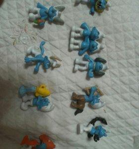 Игрушки коллекционые