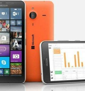 Смартфон Microsoft Lumia 640 XL Dual SIM