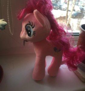 Мягкая игрушка лошадка,My little pony