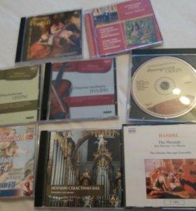 Классическая музыка CD диски