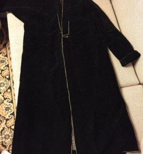 Стёганный узбекский халат (чапан)