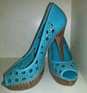 Новые кожаные туфли фирмы Mascotte.