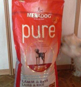 Корм для собак (баранина рис)