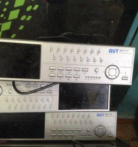 Видео регистратор на 16 каналов AVT AVC