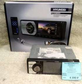 Автомагнитола Hyundai H-CMD4031