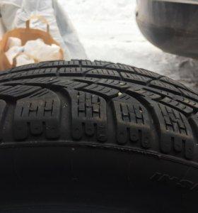 1 шина Pirelli sotozero 225/45/17