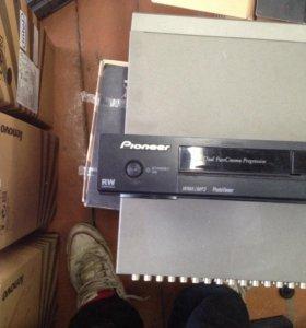 DVD плеер pioneer DV-300-k
