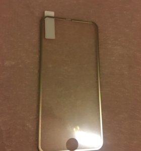 Новое закаленное стекло на iPhone 6,6s.