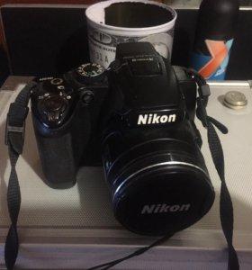 Фотоаппарат Nikon p500.оптика 36