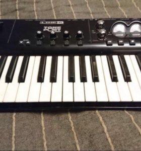 Синтезатор Миди-клавиатура