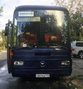 Аренда автобуса 50 мест