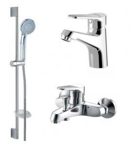 Комплект для ванной комнаты 3 -1 ECO Германия