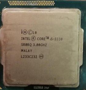 i5 - 3330 (1155).
