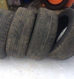 4 шины Bridgestone Blizzak