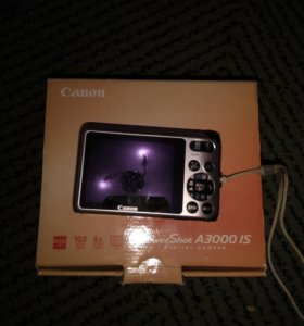 Canon ps a3000is
