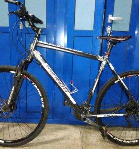 Велосипед Merida crossway 100 tfs alivio 29