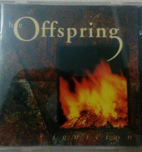 The offspring фирменный диск