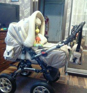 Детская коляска HEPPY