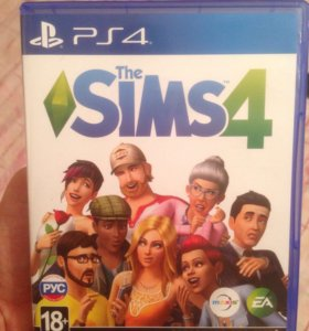 PS4 the  sims 4 обмен