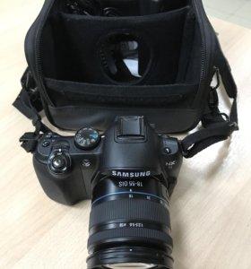 Цифровой фотоаппарат Samsung NX11