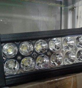 Светодиодные балки и фары