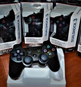 Джойстик ps3 геймпад Sony Playstation 3 в блистере
