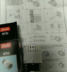 Термостатический элемент Danfoss RTD 3640
